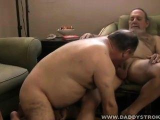 Vieja orgía gay
