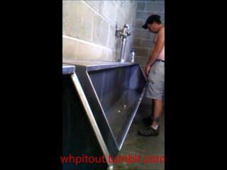 Baños públicos divertidos