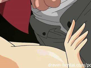 Naruto hentai: tsunade follar desnudo
