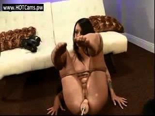 Chica de chat caliente morena en pantyhose sex machine hotcams.pw