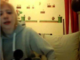 Webcam webcam 18+ lesbianas adolescentes se divierten!