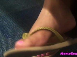 Sexy pies y suelas
