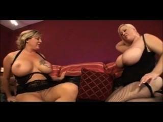 Rubia bbw lesbianas