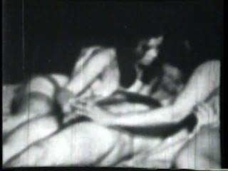 Ciervos clásicos escena 1 de los años cincuenta y sesenta