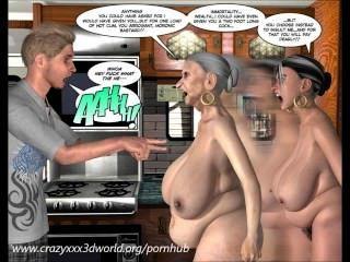 3D cómico: el valle misterioso.episodio 1