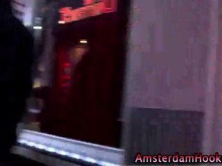 Real holandés hooker oral