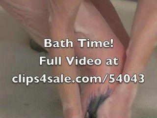 Tiempo de baño sexy vista previa