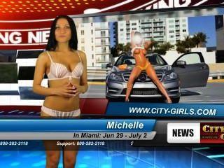 Miami escolta pasar tiempo increíble con las mujeres