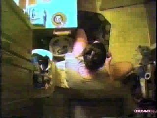 Chica seductora disfruta sesión webcam 5548