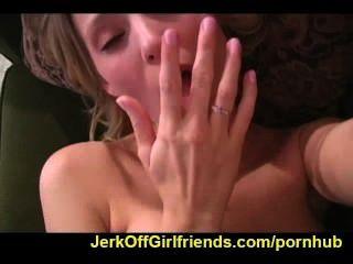 Carli bancos le dice que jerkoff