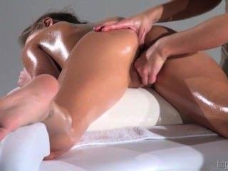 Hegre art trébol innumerables orgasmos masaje
