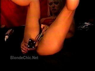 Sexy diosa rubia traviesa 2