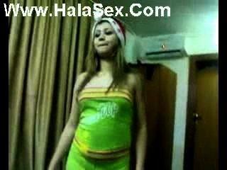 Adolescente de baile iraquí