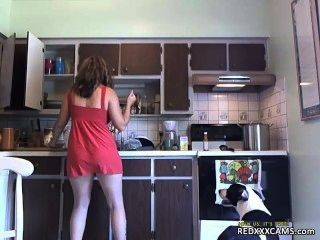 Adolescente caliente mostrando en webcam episodio 95