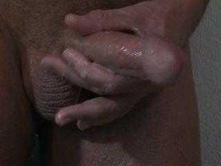 Un masaje de próstata con cum