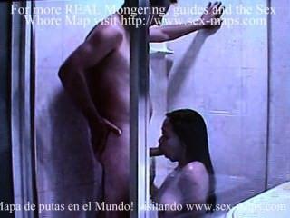 Sucia puta asiática ama ser un porno