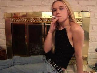 Fetiche de fumar 47