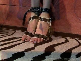 Sitio de tortura de pies