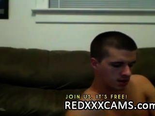 Adolescente caliente digitación de su jugoso coño más juego anal en webcam live show leake