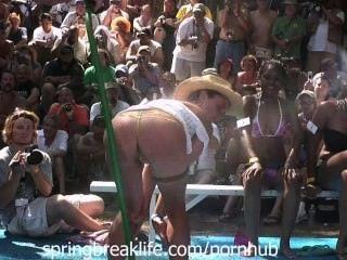 Batido de bikini mojado