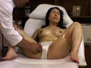 Salón de belleza masaje spycam 1