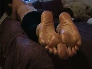 Coc sexy pies grandes