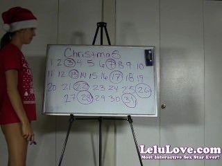 Lelu love diciembre 2013 cum schedule