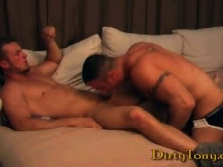Musculosos musculosos sexo: spencer reed \u0026 devin draz
