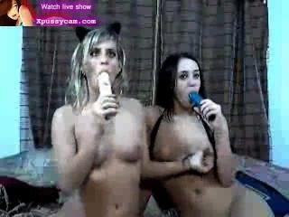 Sexy lesbianas hot show en vivo