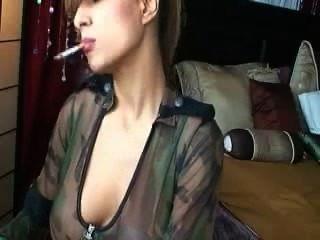 Chic sexy de fumar # 10