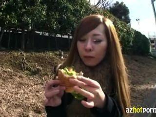 Follada transexual asiática