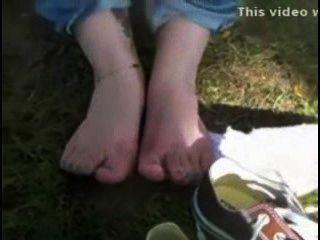 Déjame enseñarte ...: el calcetín, el pie y el dedo del pie