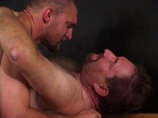 Orgía de papá aficionado