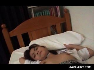 Adolescente japonesa muñeca en la escuela follada profunda y dura en su ranura