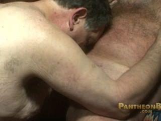 Osos del panteón osos solitarios de la estrella jack nieve y patrick montana