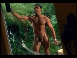 Mr.Lavadora de ventanas muscleman
