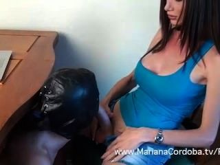 Mariana cordoba mi esclavo en montevideo