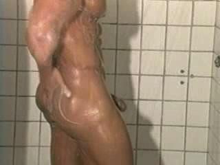 señor.Muscleman gym rat [ducha]