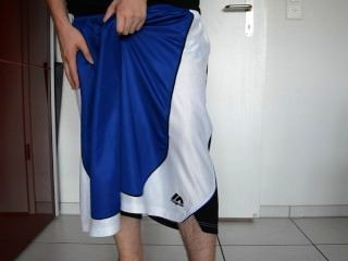 Flacidez magica basketballshorts