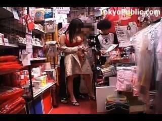 Sexo público japonés 24990