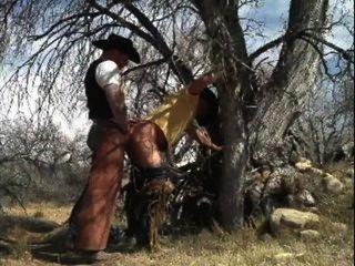 La manera del vaquero