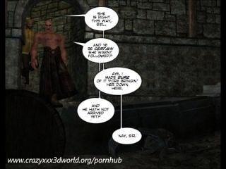 3d cómico: cuento de hadas tryst