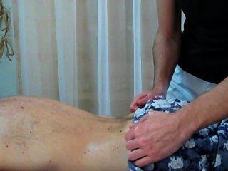 Experiencia de masaje sensual 4 parte 1