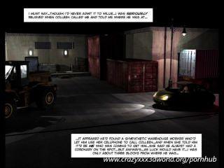 3D cómico: la chaperona.Episodio 27