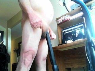 Masturbación con aspiradora