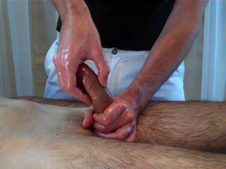 Experiencia de masaje sensual 4 parte 3