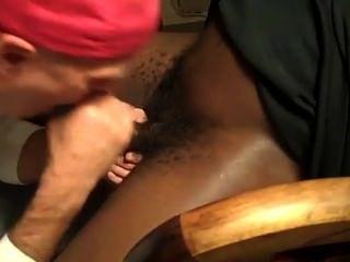 Sucking blanco jamaicano