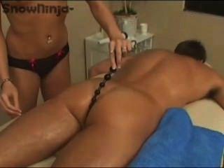 Recto porno culo # 2 masaje y mano