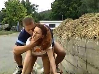 Puta sin vergüenza ama montar anal