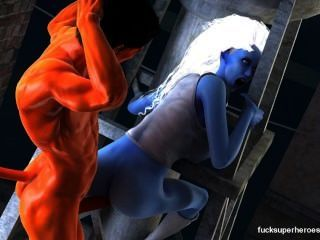 Assazell y esa puta azul sexy